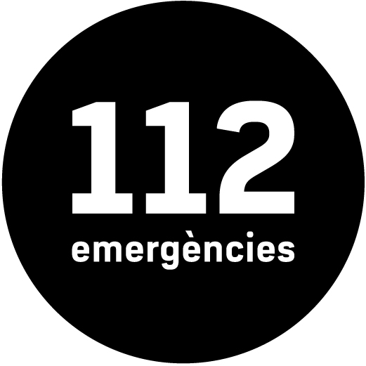 Logo of the 112
