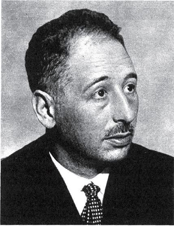 Lluís Companys, the second president of the contemporary Government of Catalonia.
