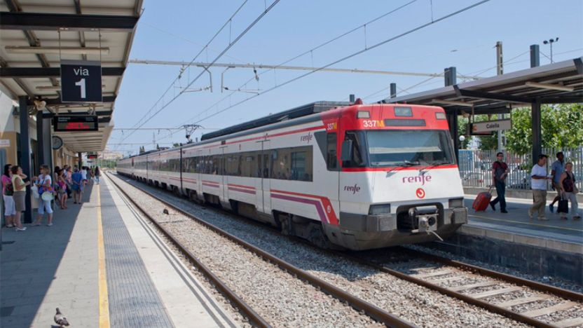 Rodalies increases service for summer