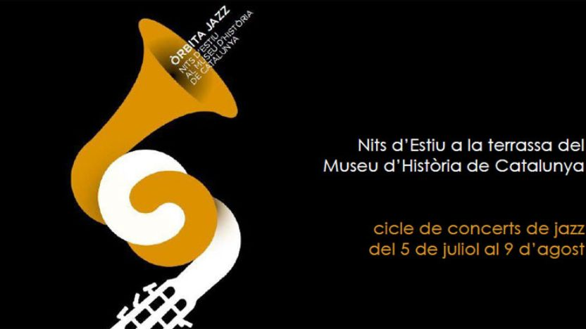 Jazz for summer evenings at the Museum of the History of Catalonia