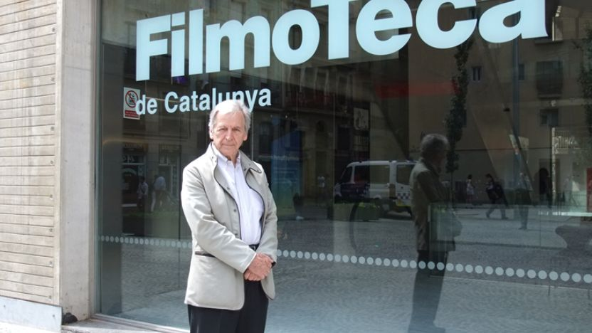 Filmmaker Costa-Gavras wins 29th Catalonia International Prize