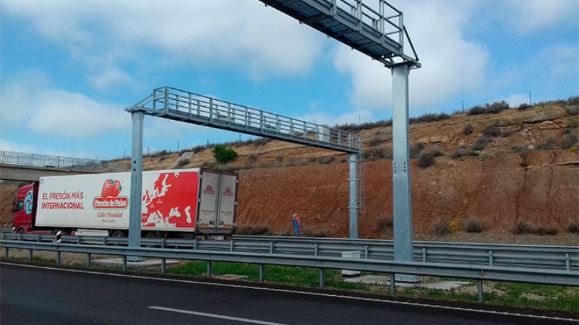 New average speed cameras on the A-2 between Vilagrassa and Tàrrega