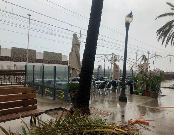 Recomanacions als afectats pel temporal Glòria