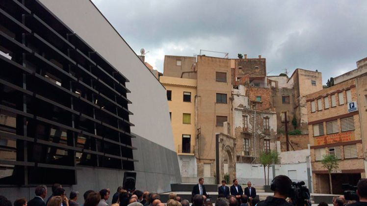New Catalan Government building in Tortosa
